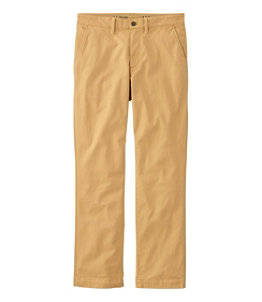 Men's Comfort Stretch Chino Pants, Standard Fit