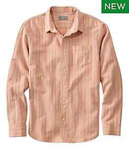 Men's Signature Summer Shirt, Long-Sleeve