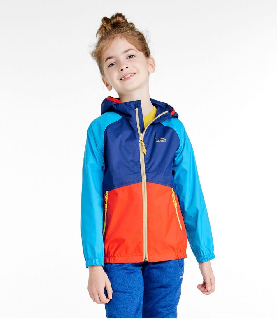 Kids' Wind and Rain Jacket