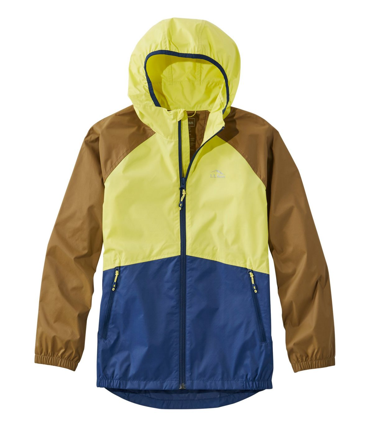 Kids' Wind and Rain Jacket