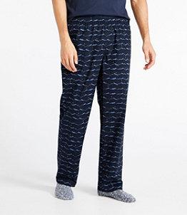 Men's Comfort Stretch Woven Sleep Pants
