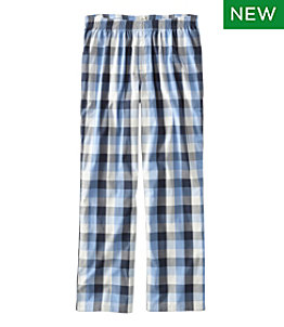 Men's Comfort Stretch Woven Sleep Pants