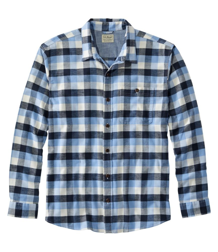 Men's BeanFlex Flannel Shirt