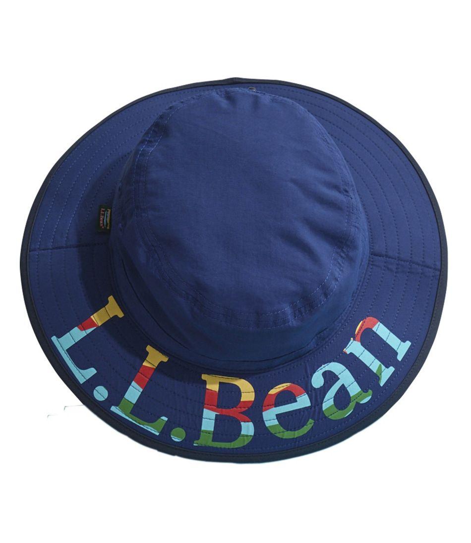 Kids' L.L.Bean Sun Shade Bucket Hat