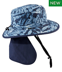 Kids' L.L.Bean Sun Shade Bucket Hat