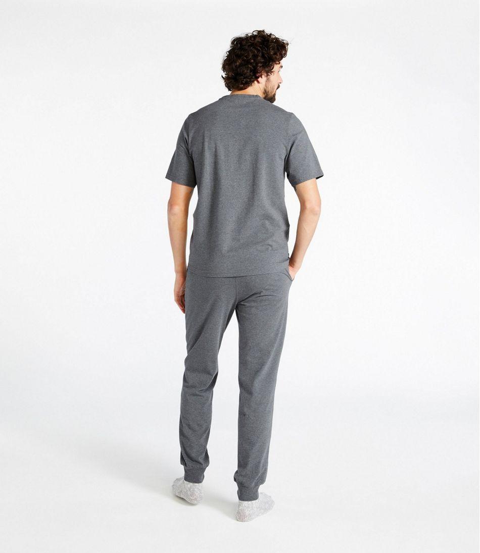 Men's Wicked Soft Knit Pajamas Set, Short-Sleeve