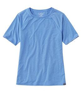 Women's Everyday SunSmart™ Tee, Crewneck Short-Sleeve