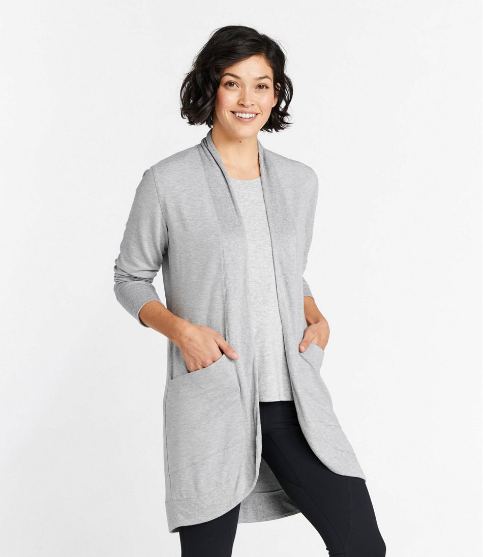 Women's SoftFlex Open Cardigan