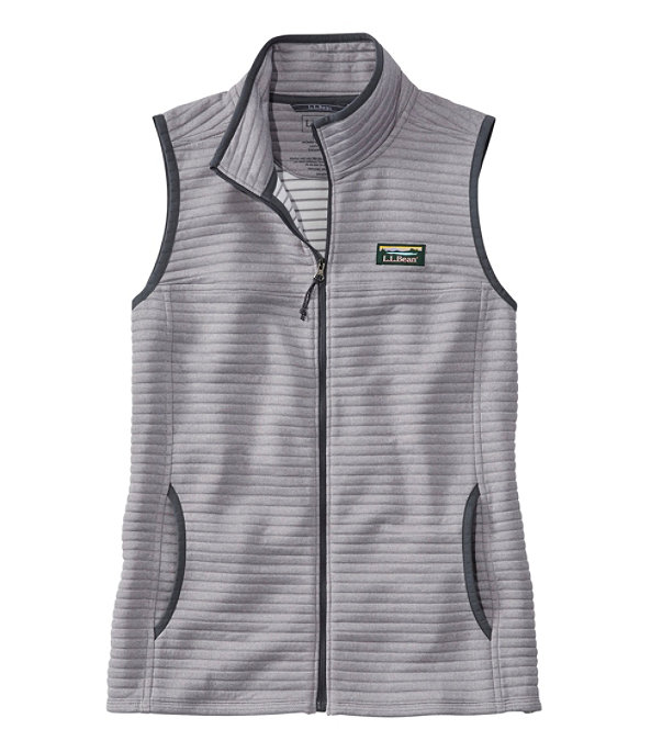 Airlight Vest Women's, Quarry Gray Heather, large image number 0
