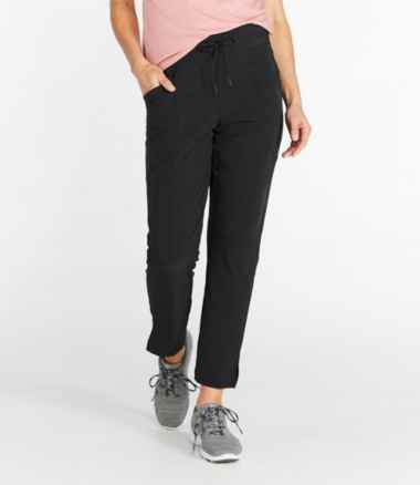 Women's VentureStretch Woven Ankle Pants