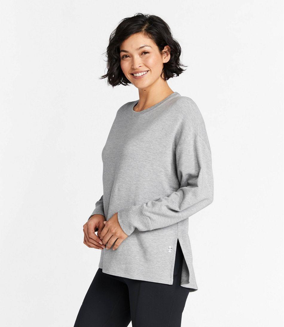 Women's SoftFlex Crewneck Pullover