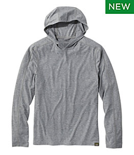 Men's Everyday SunSmart™ Tee, Long-Sleeve Hoodie