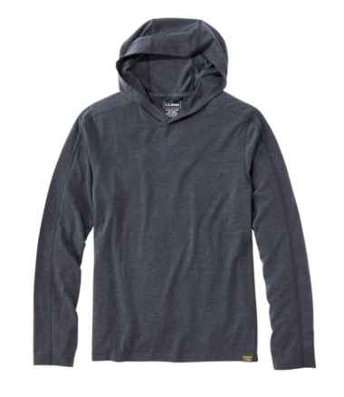 Men's Everyday SunSmart Tee, Long-Sleeve Hoodie