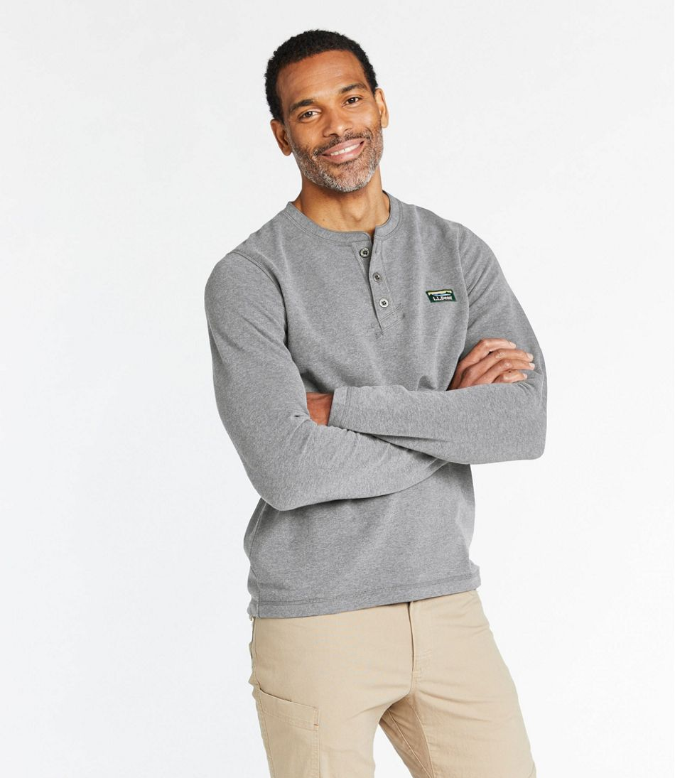 Men's L.L.Bean Comfort Camp Henley