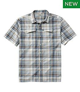 Men's SunSmart™ Cool Weave Shirt Short-Sleeve