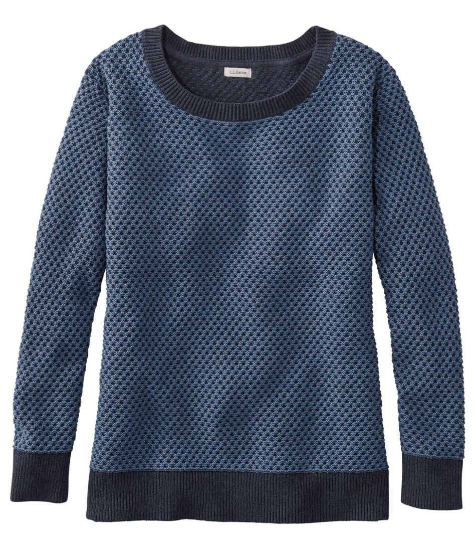 Women's Organic Cotton Sweater, Pullover