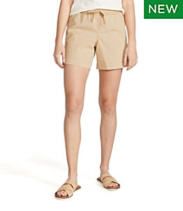 Women's Lakewashed Dock Shorts