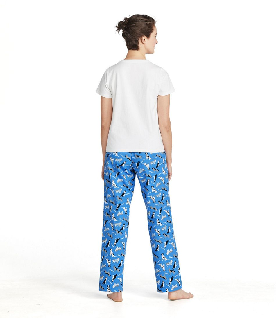 Women's Springtime Sleep PJ Set
