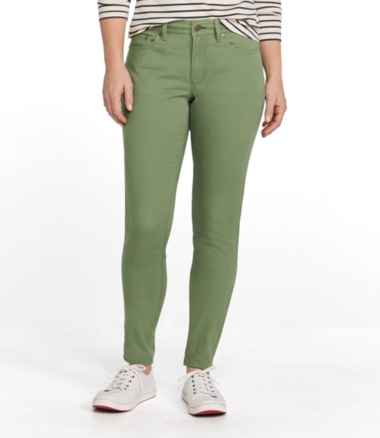 Women's BeanFlex Canvas Pants, Skinny Favorite Fit