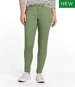 Women's BeanFlex Canvas Pants, Skinny Favorite Fit