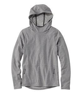 Men's VentureStretch Grid Fleece Hoodie