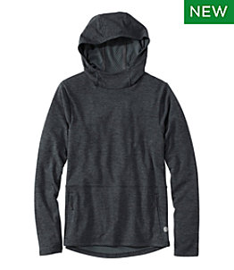 Men's VentureStretch Grid Fleece Hoodie