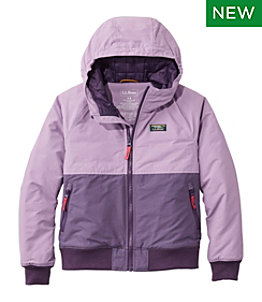 Kids' Warm-Up Insulated Jacket