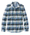 BeanFlex All-Season Flannel Shirt, Pine Forest, small image number 0
