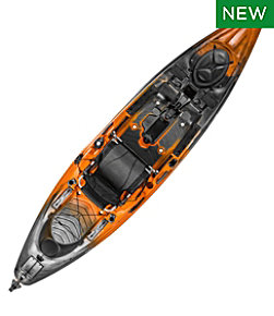 Old Town Sportsman BigWater 132 Pedal-Drive Fishing Kayak