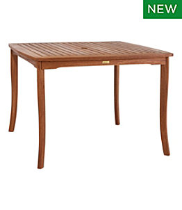 Eucalyptus Square Dining Table