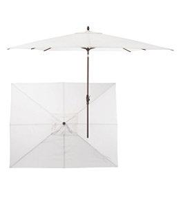 """Sunbrella 8' x10"""" Market Umbrella"""