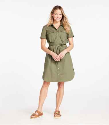 Women's Signature Shirt Dress