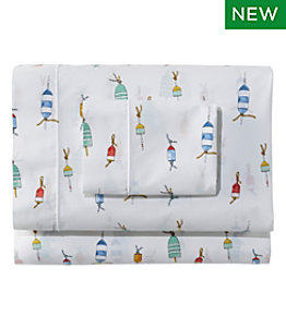 Sara Fitz™ Buoy Percale Sheet Collection