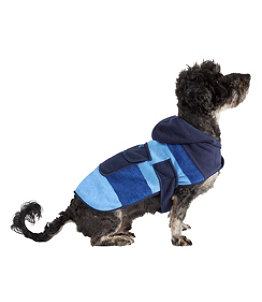 Fleece Dog Vest