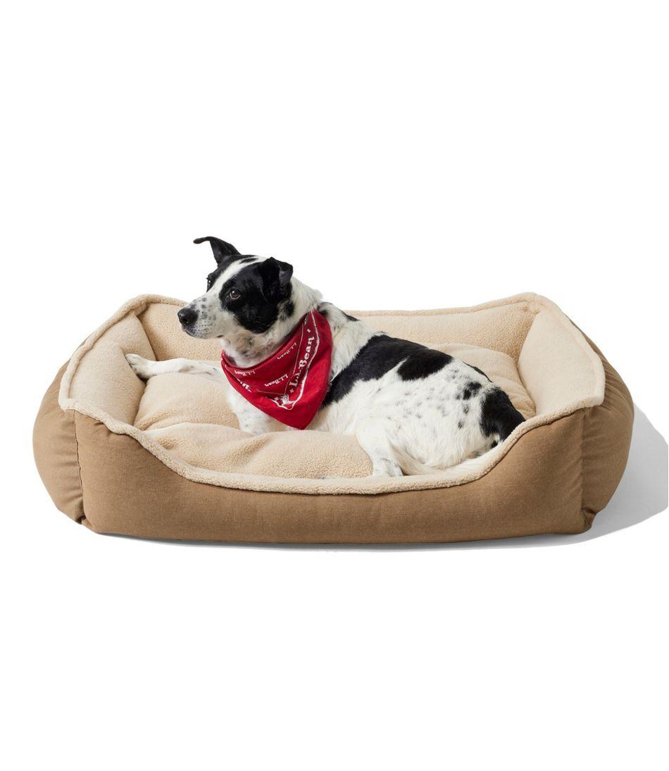 Premium Cuddler Bolster Dog Bed