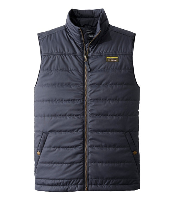 Mountain Classic Puffer Vest, Gunmetal Gray, large image number 0