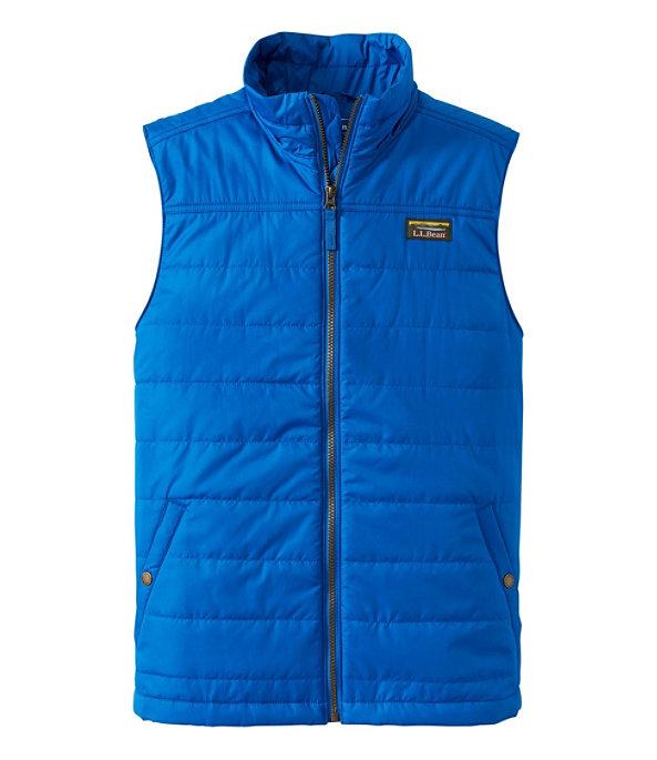 Mountain Classic Puffer Vest, Crisp Lapis, large image number 0