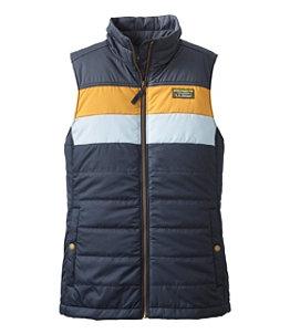 Women's Mountain Classic Puffer Vest, Colorblock