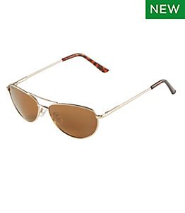 Adults' L.L.Bean Rye Polarized Sunglasses