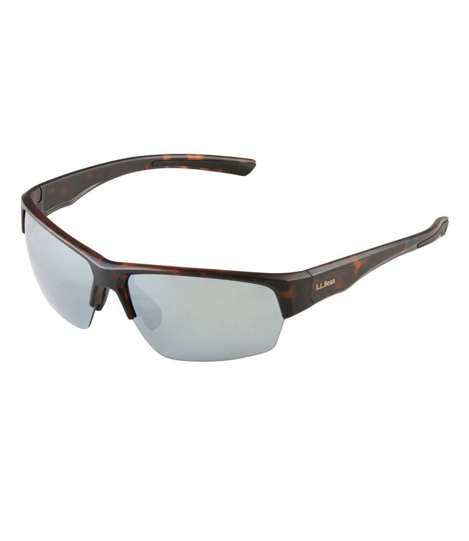 Adults' L.L.Bean Ridge Runner With Hydroglare Polarized Sunglasses