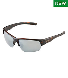 Adults' L.L.Bean Ridge Runner With Hydroglare Polarized Sunglasses
