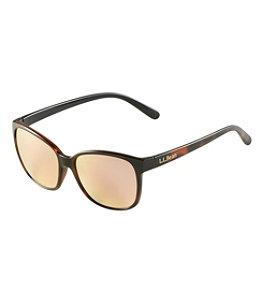 Women's L.L.Bean Camden Polarized Sunglasses with Hydroglare