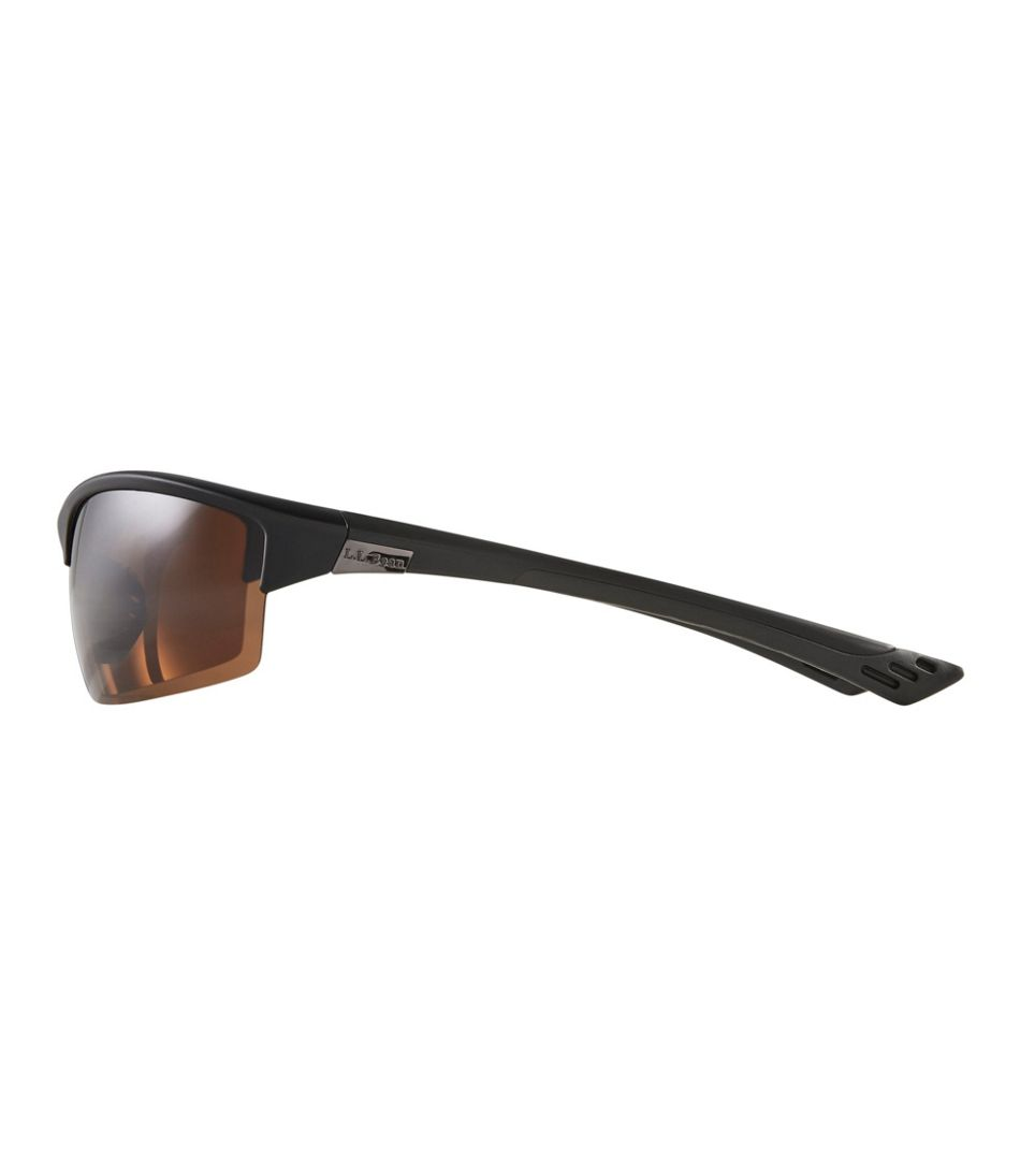 Adults' L.L.Bean Half-Time Polarized Sunglasses