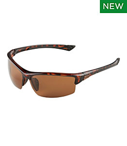 Adults' L.L.Bean Half-Time Polarized Sunglasses