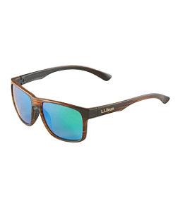 Adults' L.L.Bean Harborside Polarized Sunglasses with Hydroglare