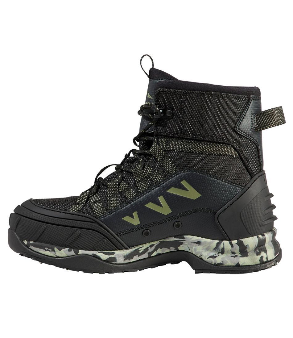 Men's Apex Wading Boots, Studded