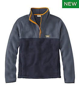 Men's Katahdin Fleece Pullover, Colorblock