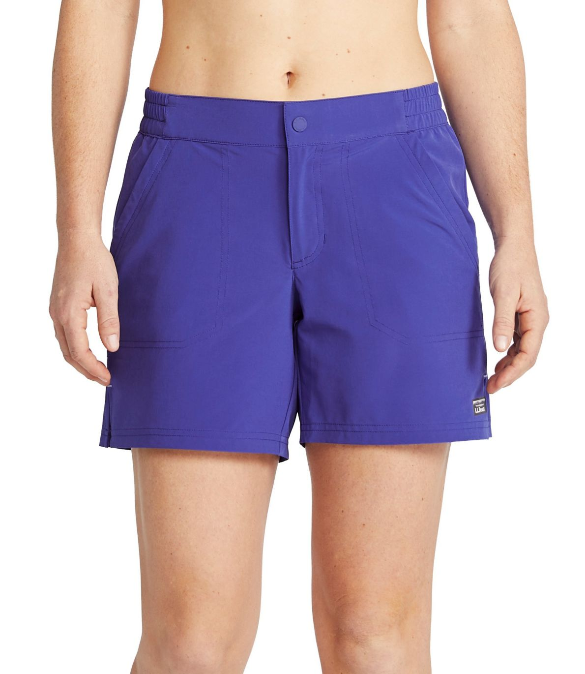 Women's L.L.Bean Stretch UPF Shorts, 6""