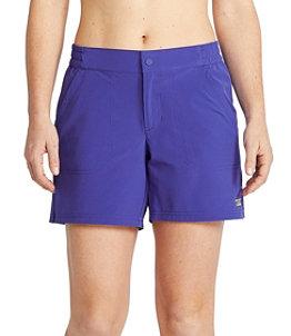"Women's L.L.Bean Stretch UPF Shorts, 6"""