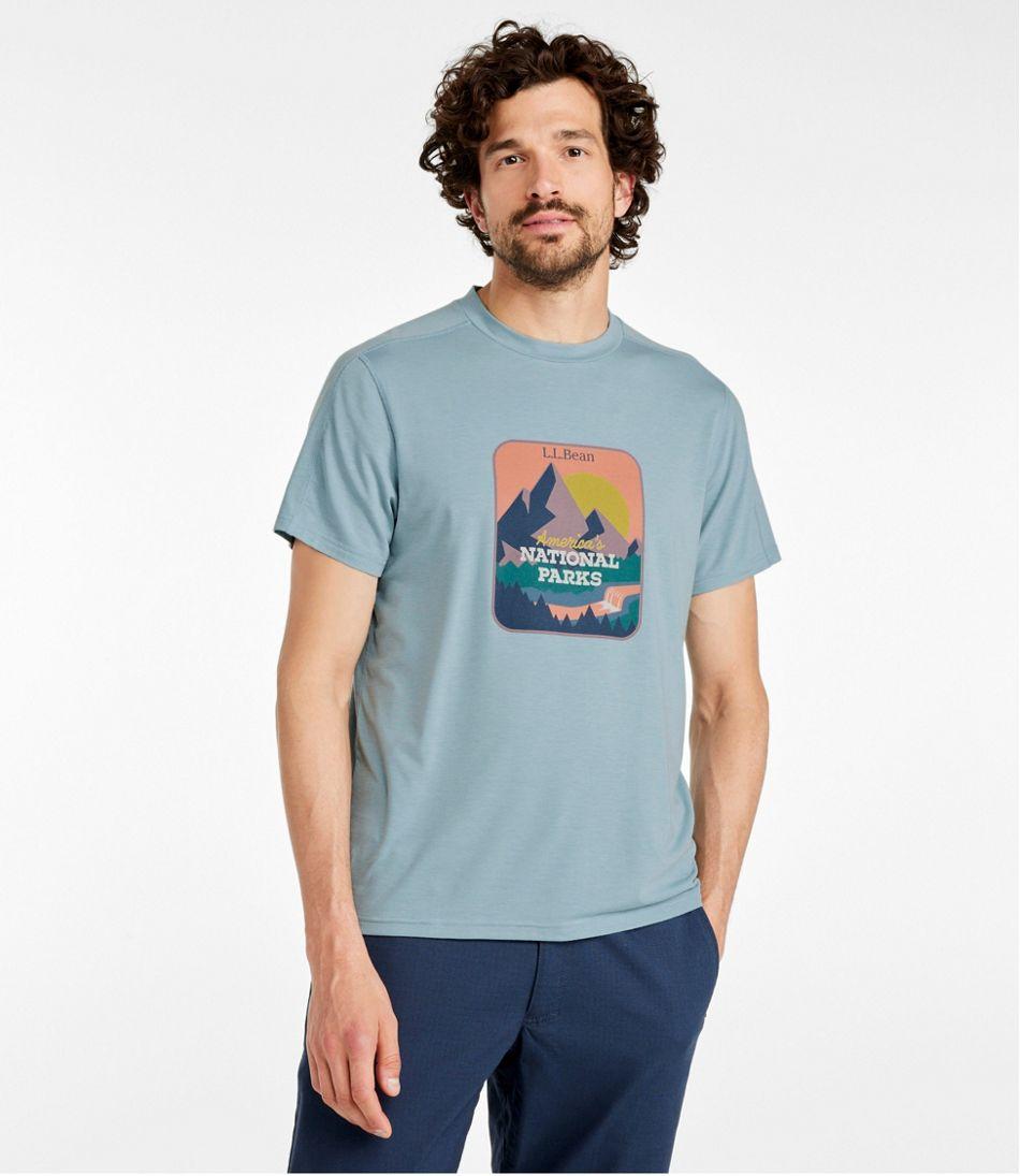 Men's Everyday SunSmart™ Tee, Short-Sleeve, Logo